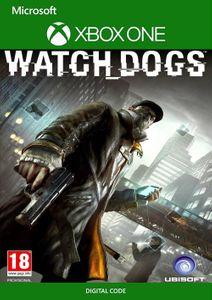 Watch Dogs Xbox One (UK)