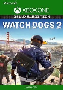 Watch Dogs 2 - Deluxe Edition Xbox One (UK)