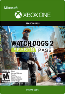 Watch Dogs 2 Season Pass Xbox One