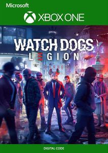 Watch Dogs: Legion Xbox One/Xbox Series X|S (UK)