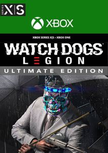 Watch Dogs: Legion Ultimate Edition Xbox One / Xbox Series X S