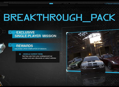 Watch Dogs PC - Breakthrough Pack DLC