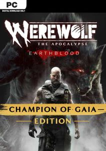 Werewolf: The Apocalypse Earthblood Champion of Gaia Edition PC