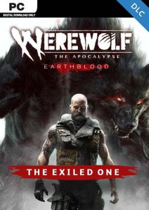 Werewolf: The Apocalypse - Earthblood The Exiled One PC - DLC