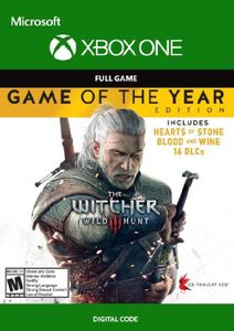 The Witcher 3: Wild Hunt – Game of the Year Edition Xbox One (WW)