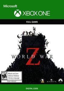 World War Z Xbox One (UK)