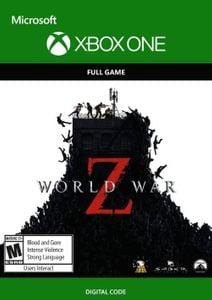 World War Z Xbox One (UK)
