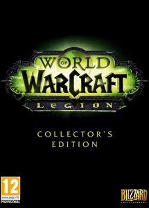 World of Warcraft (WoW) - Legion Digital Deluxe Edition PC (EU)