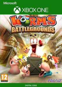 Worms Battlegrounds Xbox One (UK)