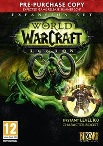 World of Warcraft (WoW): Legion PC/Mac (EU)