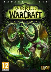 World of Warcraft (WoW) - Legion PC/Mac (EU)
