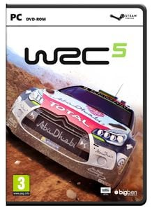 WRC 5: World Rally Championship PC