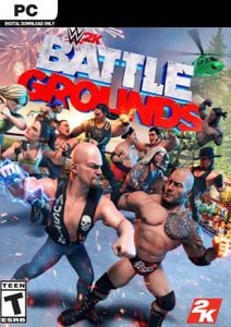 WWE 2K Battlegrounds PC