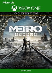 Metro Exodus - Gold Edition Xbox One (UK)