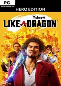 Yakuza: Like a Dragon Hero Edition PC (WW)