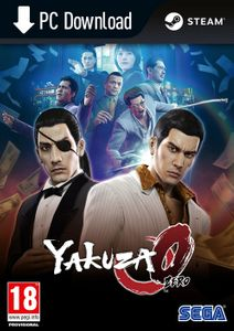 Yakuza 0 PC (EU)