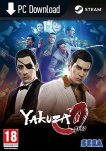 Yakuza 0 PC