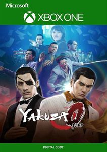 Yakuza 0 Xbox One (UK)