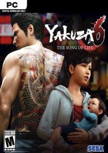 Yakuza 6: The Song of Life PC (EU)