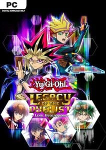 Yu-Gi-Oh! Legacy of the Duelist: Link Evolution PC