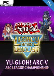 Yu-Gi-Oh ARC-V: ARC League Championship PC - DLC