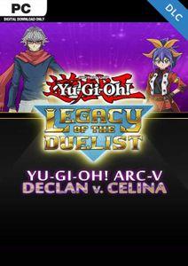 Yu-Gi-Oh ARC-V: Declan vs Celina PC -DLC