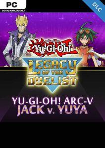 Yu-Gi-Oh ARC-V Jack Atlas vs Yuya PC - DLC