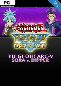 Yu-Gi-Oh ARC-V Sora and Dipper PC - DLC