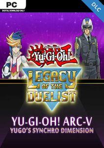 Yu-Gi-Oh ARC-V Yugo's Synchro Dimension PC - DLC