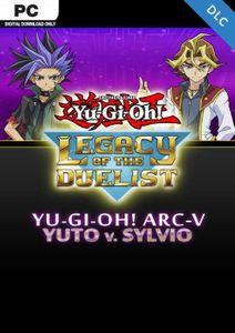 Yu-Gi-Oh ARC-V Yuto v Sylvio PC - DLC