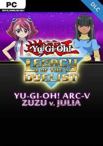 Yu-Gi-Oh ARC-V Zuzu v Julia PC - DLC