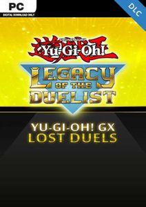 Yu-Gi-Oh GX Lost Duels PC - DLC