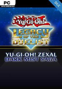 Yu-Gi-Oh ZEXAL Dark Mist Saga PC - DLC
