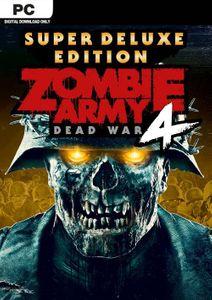 Zombie Army 4: Dead War Super Deluxe Edition PC