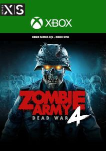 Zombie Army 4 Dead War Xbox One/ Xbox Series X|S (UK)