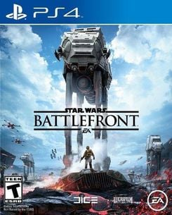 Star Wars: Battlefront - Standard Edition - PlayStation 4