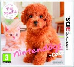 Nintendogs + Cats - Toy Poodle + New Friends 3DS
