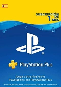 Playstation Plus - 1 Month Subscription (Spain)