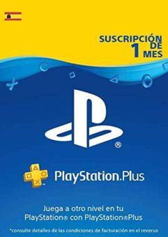 Playstation Plus - Suscripción de 1 mes (España)
