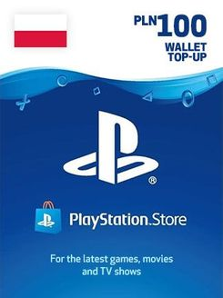 PlayStation Network (PSN) Card - 100 PLN (Poland)