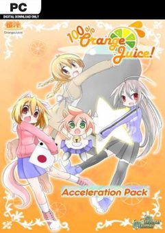 100 Orange Juice - Acceleration Pack PC - DLC