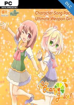 100% Orange Juice - Character Song Pack: Ultimate Weapon Girl PC - DLC