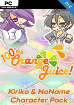 100% Orange Juice - Kiriko & NoName Pack PC - DLC