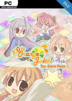 100% Orange Juice - Toy Store Pack PC - DLC
