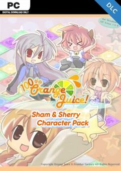 100% Orange Juice Sham and Sherry Character Pack PC - DLC