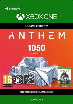 Anthem 1050 Shards Pack Xbox One