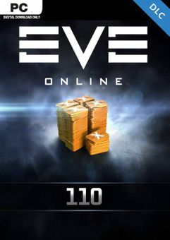 EVE Online - 110 Plex Card PC