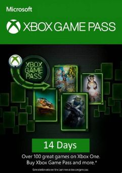 14 Day Xbox Game Pass Ultimate Trial Xbox One / PC