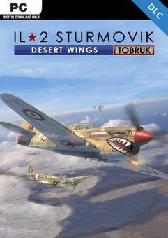 IL-2 Sturmovik: Desert Wings - Tobruk PC - DLC