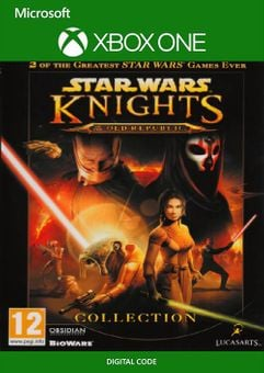 Star Wars - Knights of the Old Republic: The Collection Xbox One/ Xbox 360